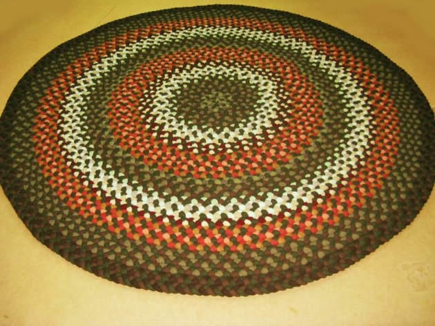 Stroud Braided Rugs Handmade In Multicolor Photos 67