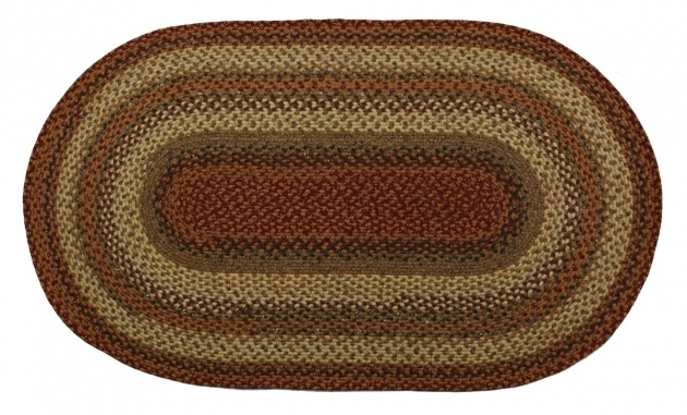 Stroud Braided Rugs Oval In Multicolor For Floor Decor Ideas Colonial Mills Photo 28