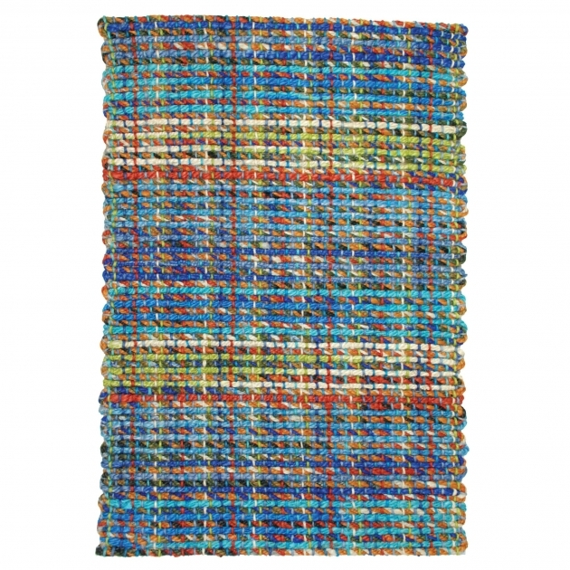 Stroud Braided Rugs Rectangle In Multicolor Pic 78