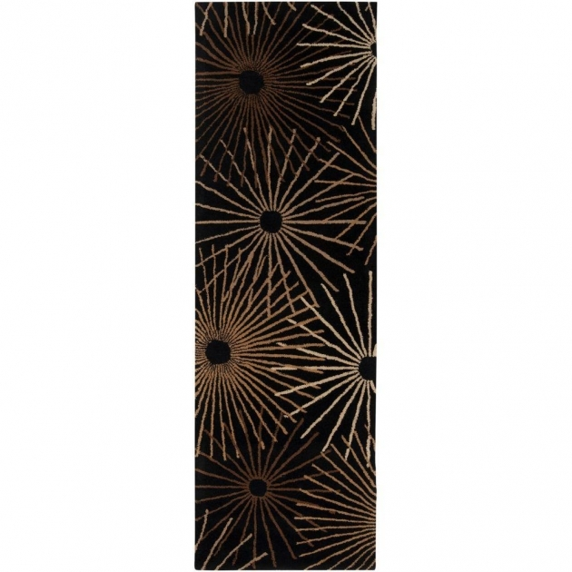 12 Foot Rug Runners Artistic Weavers Michael Black 3 Ft X 12 Ft Rug Runner Mcl Images 44