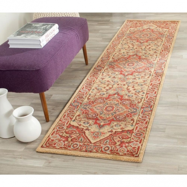 14 Foot Runner Rug Safavieh Mahal Rednatural 2 Ft 2 In X 14 Ft Runner Rug Pictures 55