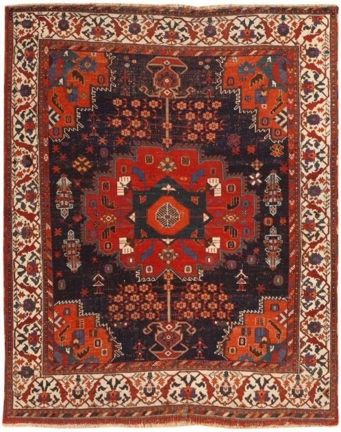Afshar Rug Antique Types Of Persian Rugs Pictures 95