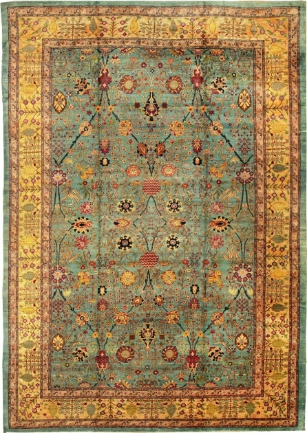 Agra Antique Persian Rugs For Sale Picture 01