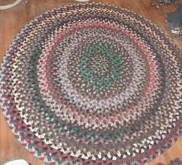 Cheap Braided Rugs Big  In Multicolor For More Charming Floor Decor Picture 24
