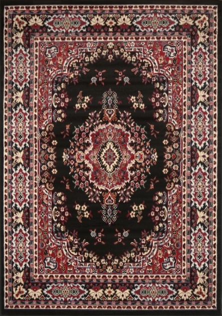 Cheap Persian Style Rugs Large Traditional 8x11 Oriental Area Rug Photo 20