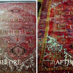 Cleaning Persian Rugs