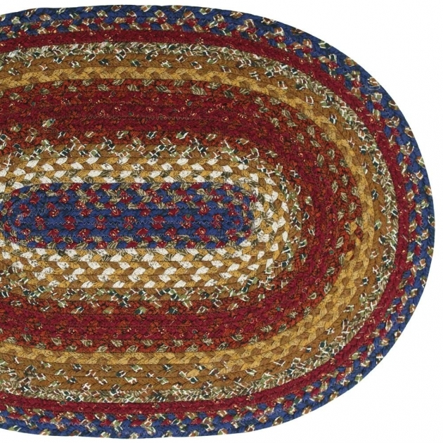 Country Braided Rugs Classic Home Decor Pics 07