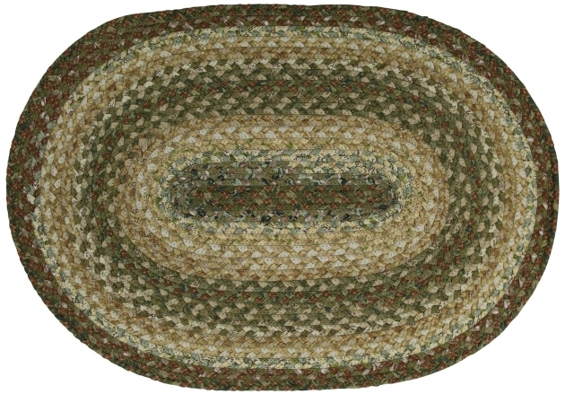 Country Braided Rugs Hsd Heather Oval Cotton Rugs Pics 43