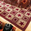 Country Braided Rugs