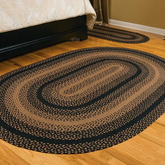 Ebony Braided Rugs 8x10 Photo 66