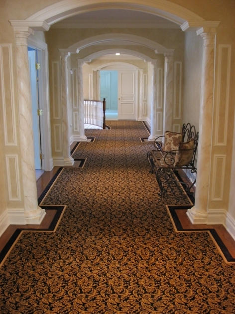 Hallway Custom Carpet Runners Photo 11