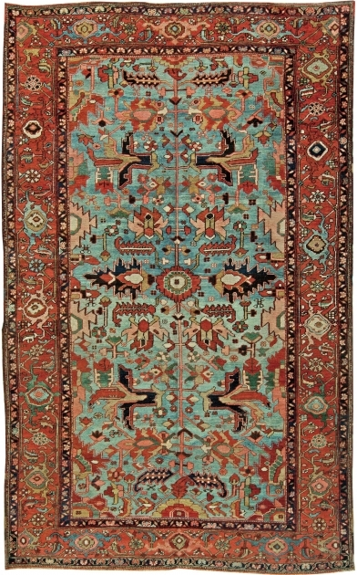 Heriz Antique Persian Rugs For Sale Picture 52