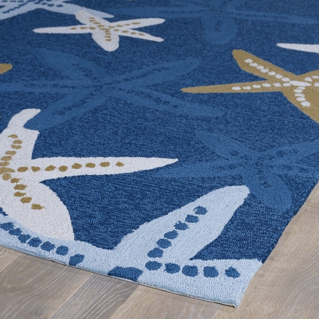 Home Matira Indoor Outdoor Starfish Rugs Coastal Rug Runners Pictures 73