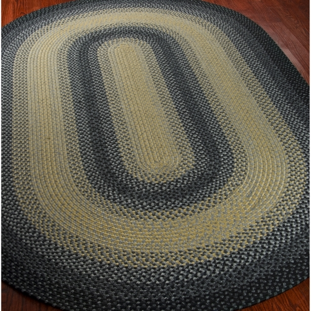 How To Clean A Braided Rug Safavieh Braided Black Grey Area Rug Photos 51