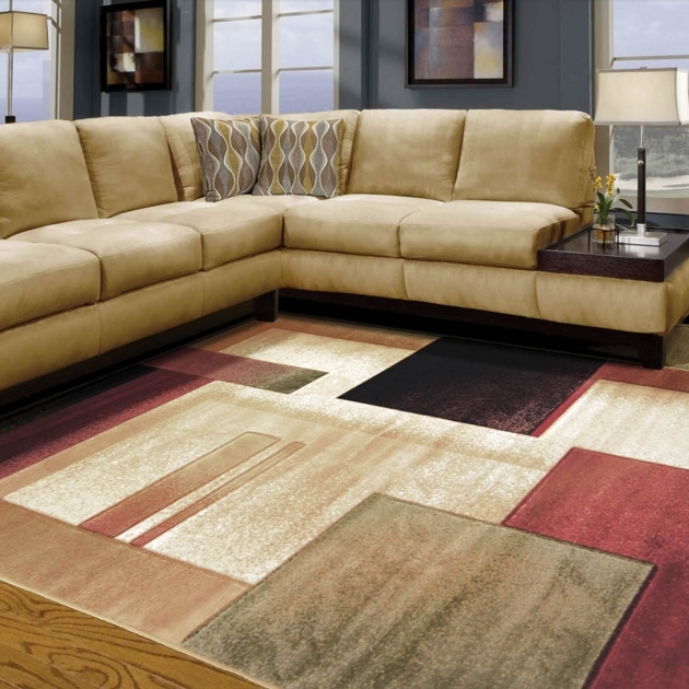 Living Room Handmade Wool Rugs Large Braided Rugs Photo 12