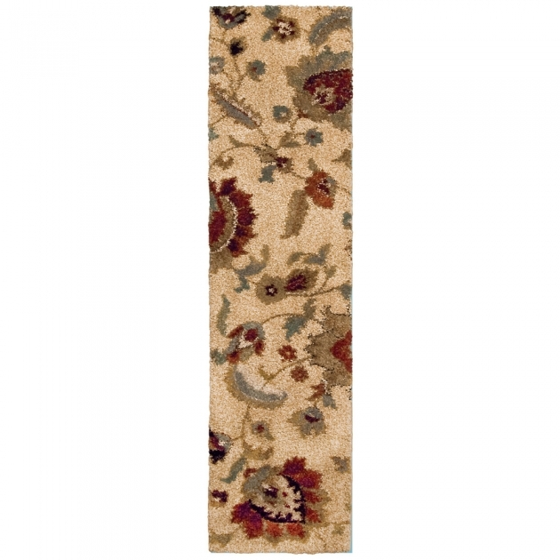 Lowes Rug Runners Allen Roth Cliffony Cream Rectangular Indoor Machine Made Photos 67