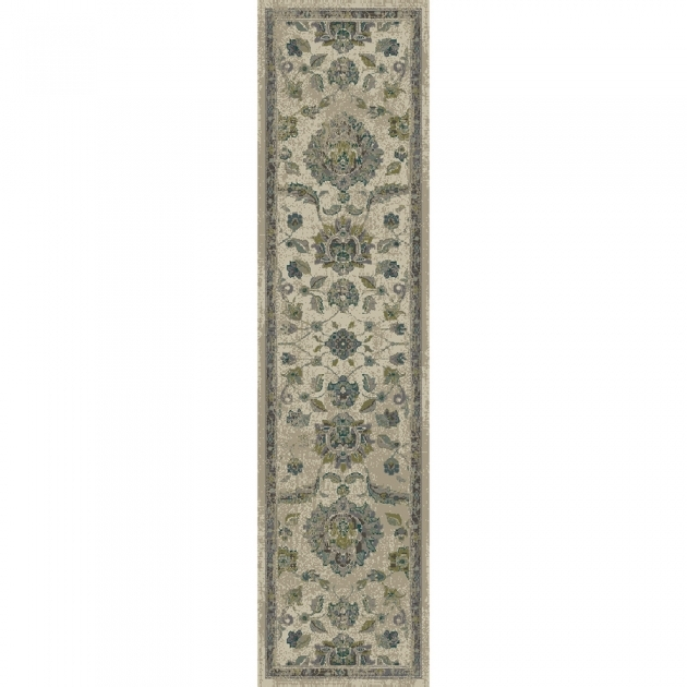 Lowes Rug Runners Allen Roth Portsbury Beige Rectangular Indoor Woven Images 47