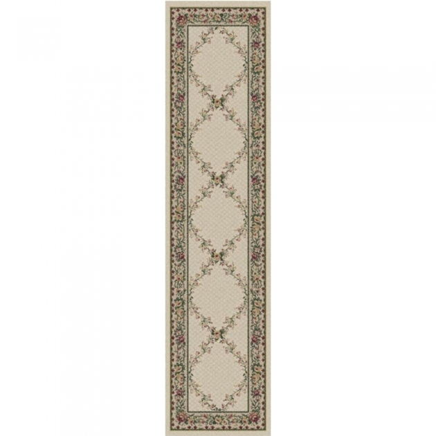 Lowes Rug Runners Orian Rugs Kennedy Cream Rectangular Indoor Woven Runner Image 05
