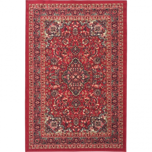 Ottomanson Ottohome Red Area Rugs With Matching Runners Photos 66