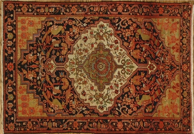 Persian Rug Gallery For Easy Ways To Decorate Your Home With Image 45