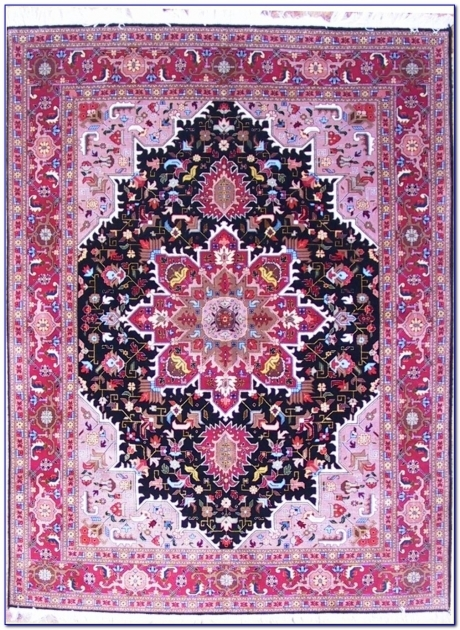 Pink And Navy Persian Rug Gallery For Best Home Decorating Ideas Photos 40