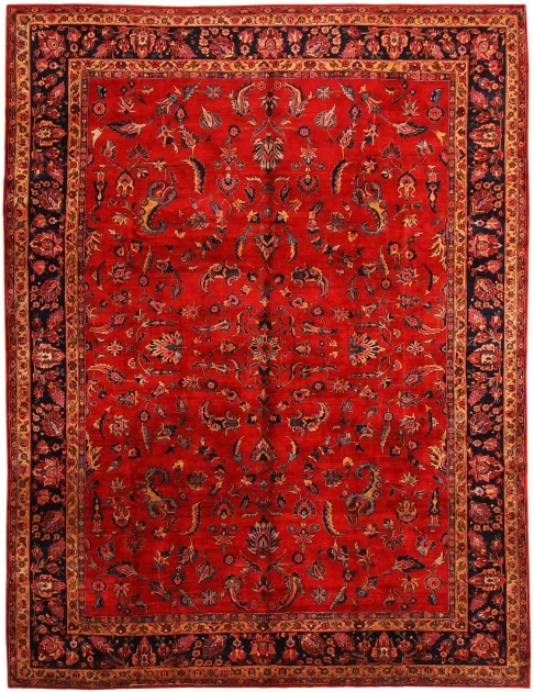 Red Cheap Persian Style Rugs Design Ideas Picture 71