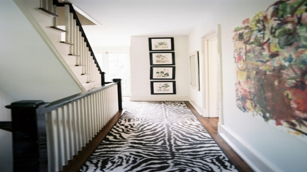 Rug Runner For Hallway Long Wall Design Ideas Picture 17