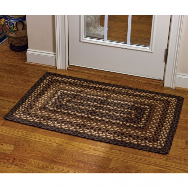 Shades Of Brown Rectangular Braided Rugs Pictures 71