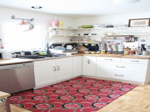 Stylish Sunflower Runner Rugs For Kitchen Area Rug Image 48