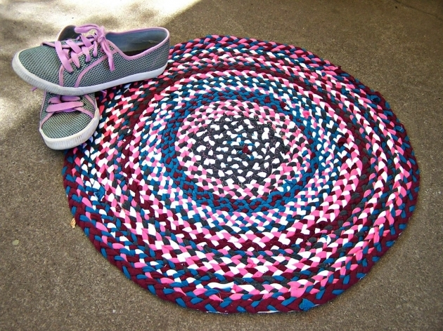T Shirt Rug Braided Rugs Diy Images 70