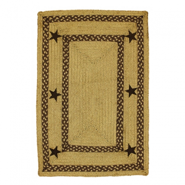 Texas Brown Jute Braided Rugs Pictures 35