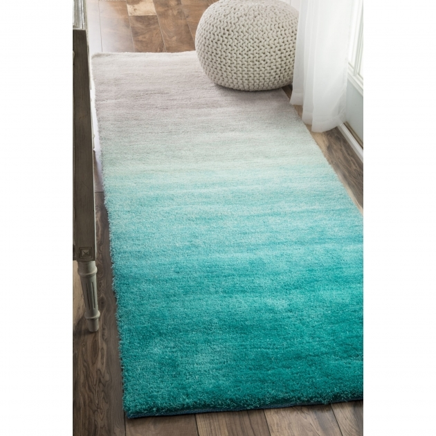 Turquoise Runner Rug NuLOOM Sivir Area Rugs HJOS02A  Photo 73