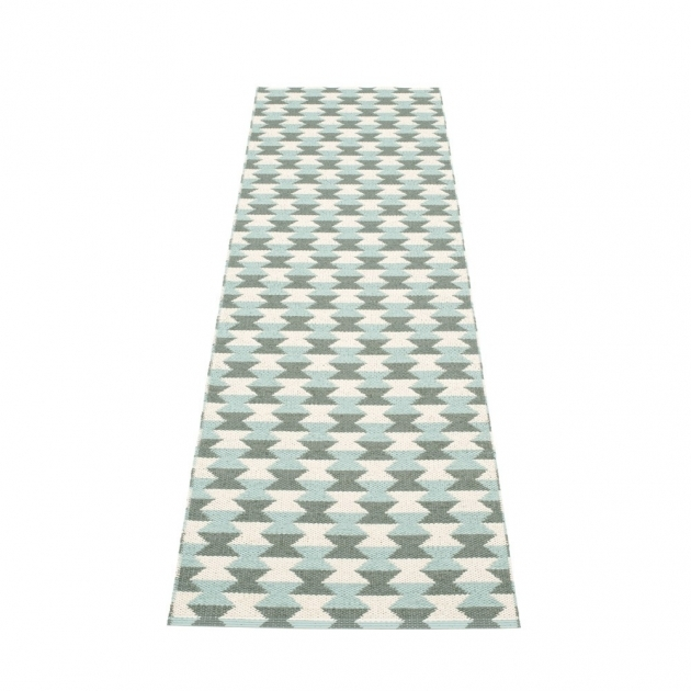 Turquoise Runner Rug Pappelina Dana Dn1g725 Images 63