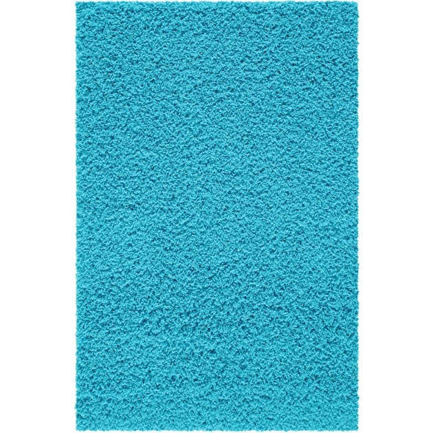 Turquoise Runner Rug Solid Shag Rug Available In Multiple Sizes And Colors Image 35