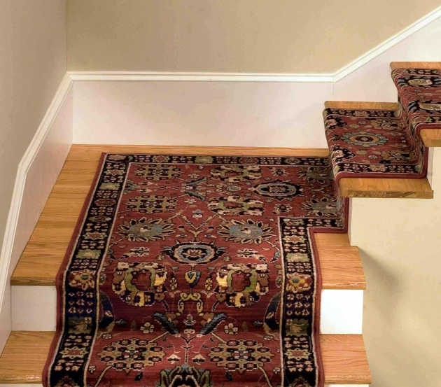 Wood Stairs Custom Carpet Runners Pictures 38