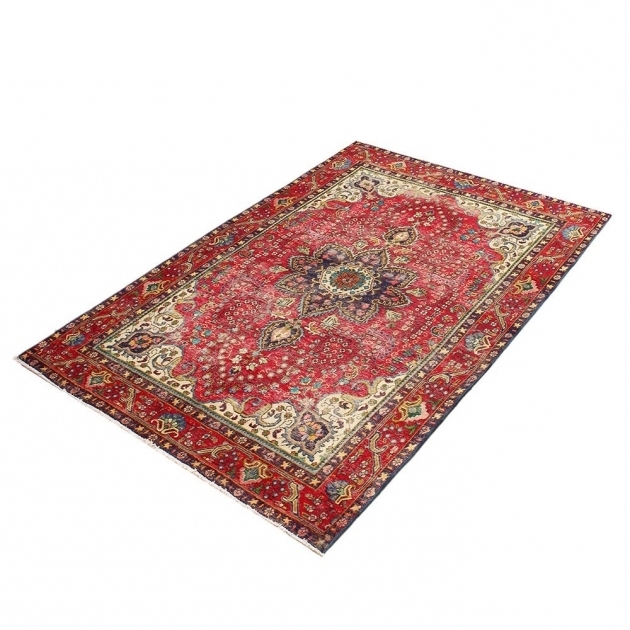 9398quot X1139 Vintage Distressed Persian Rug From 1910s High Class Photos 81