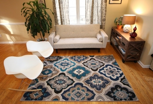 Beautiful Chic Large Area Rugs Under 100 Square Colorful Pattern Geometrics Wool Carpet Interior Photo 25