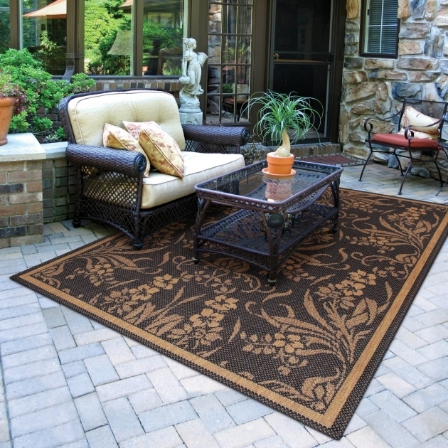 Cheap Large Outdoor Rugs For Patio Decor Images 02