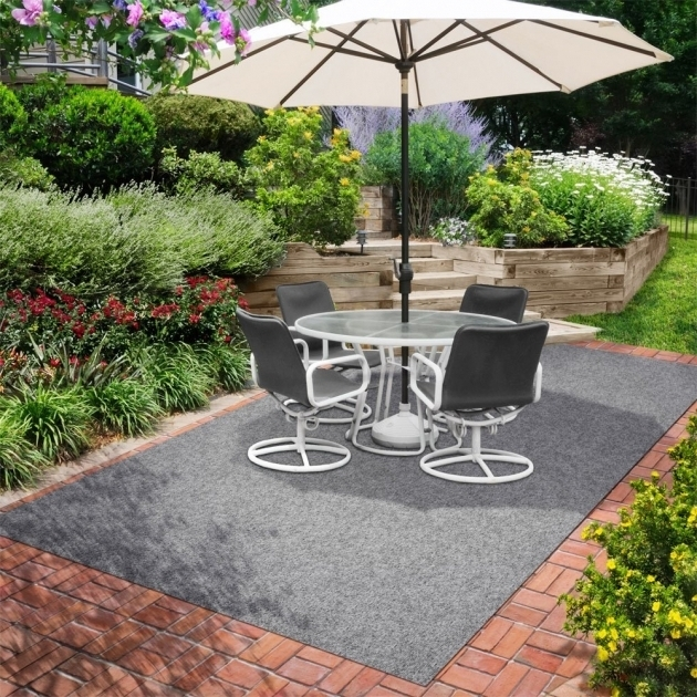 Cheap Large Outdoor Rugs Home Decoration Grey Fabric With White Satin Umbrella Photos 96