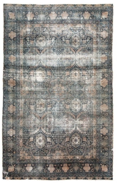 Distressed Persian Rug From Woven Accents Picture 55