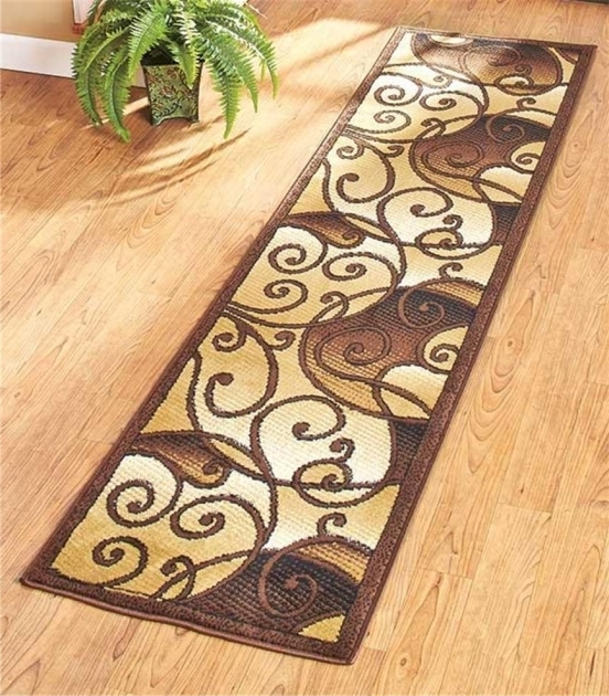 Durable Stain Resistant Extra Long Runner Rug Decorative Ideas Photo 33