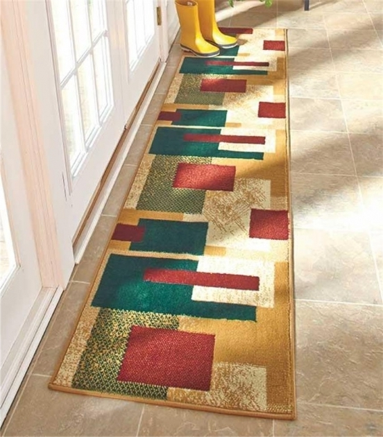 Extra Long Runner Rug Durable Stain Resistant Decorative Ideas Photos 90