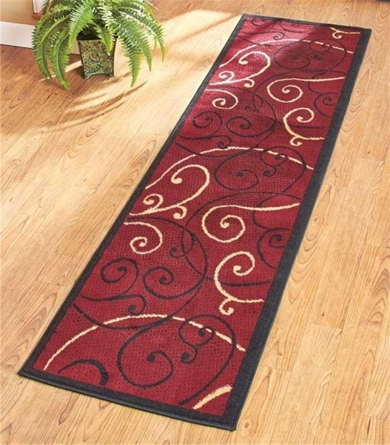 Extra Long Runner Rug Persian Floral Baluch Hand Knotted Beige Wool Runner Rug Photo 33