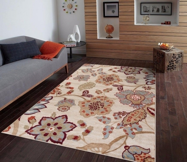 Large Area Rugs Under 100 Ivory Beige Blue 710x102 Floral Area Rug Oriental Carpet Picture 19
