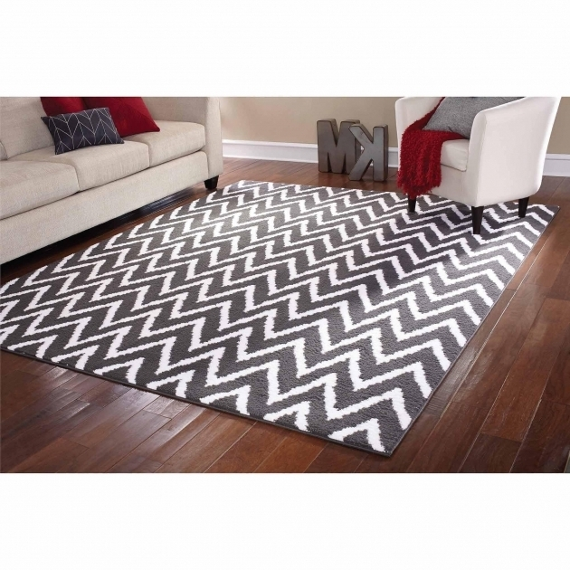 Large Area Rugs Under $200 8x10 Distressed Zig Zag Cinder Graywhite Big Black Rugs Home Decor Photos 39