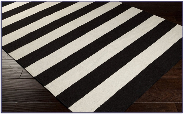 Large Black And White Rug Checkered Rug Home Design Ideas Photo 70