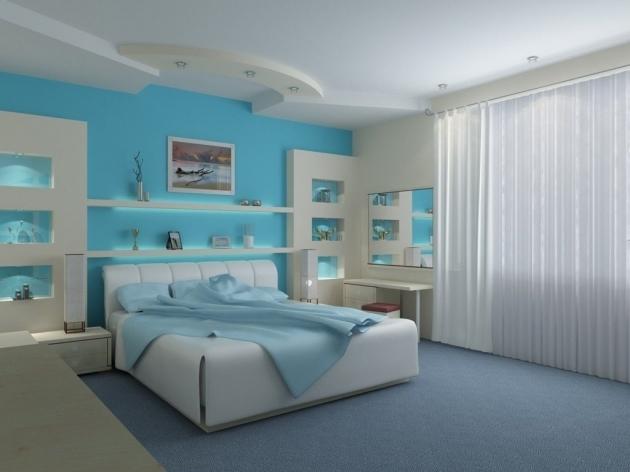 Large Blue Area Rugs Bedroom Ideas With Large Glass And White Curtain Picture 43