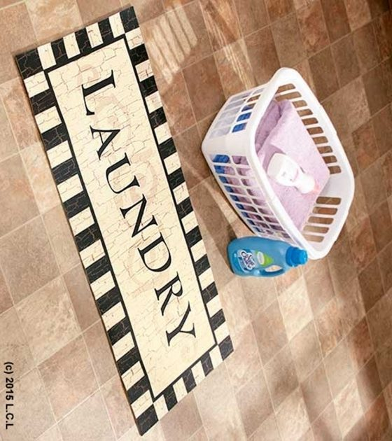 Laundry Room Rugs Runner With Text Pictures 16