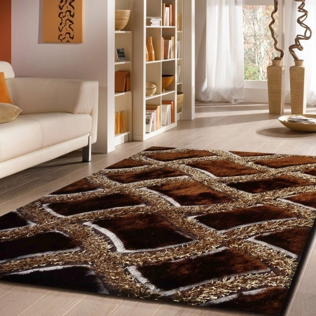 Lowes Large Shag Area Rugs In Brown Pictures 05