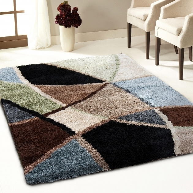 Modern Large Shag Area Rugs Photo 75